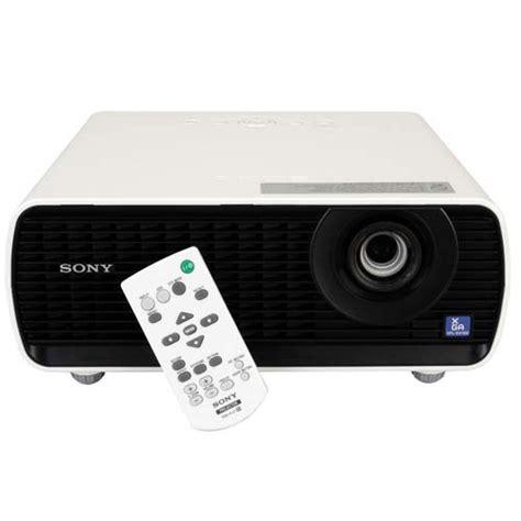 Proyektor Sony Xga Vpl Ex100 buy sony lcd projector vpl ex100 2300 xga at best