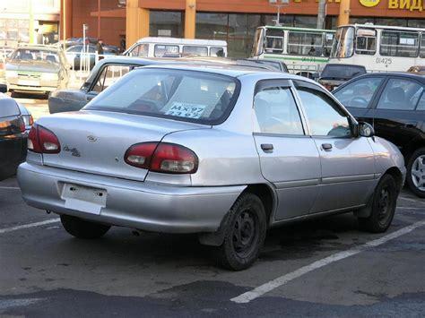 Kia Avella For Sale 1998 Kia Avella Pictures 1500cc Gasoline Ff Manual