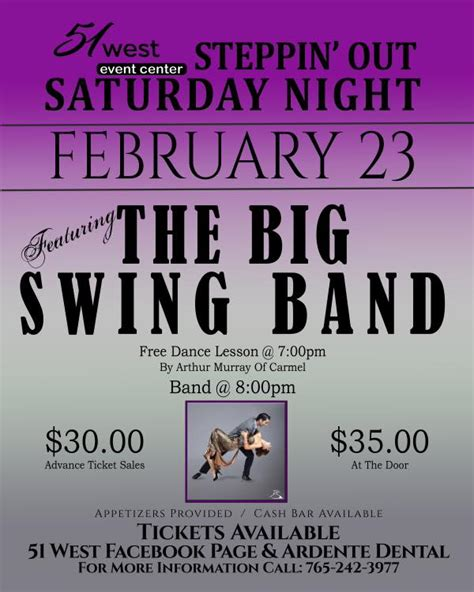 the big swing band the big swing band home
