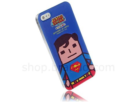 Casing Iphone 5 5s Superman L0243 iphone 5 5s justice league x korejanai dc comics heroes