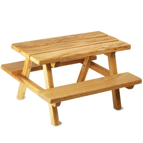 small picnic bench small picnic table crowdbuild for