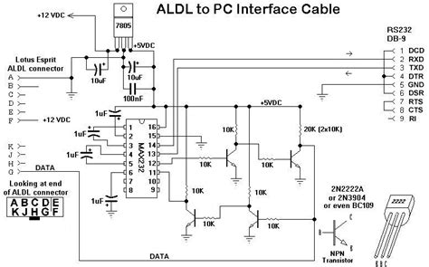 aldl 10k resistor aldl 10k resistor 28 images pcmhacking net view topic 8192 aldl aldl cable diy jackal