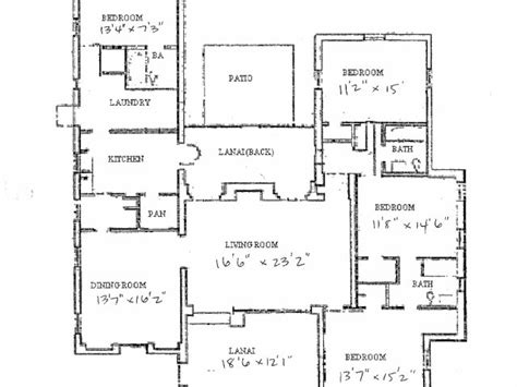 island palm communities floor plans 4 bed 3 bath apartment in schofield barracks hi island