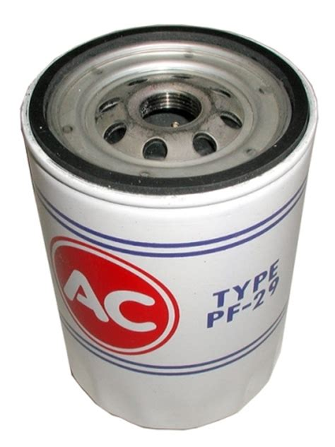 Filter Ac Chevrolet Spin By Toko E corvette filter spin on pf 29 68 69 e11258