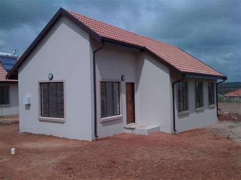 low cost housing low cost house plans in south africa