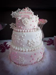 sophia s winter onederland first birthday on pinterest