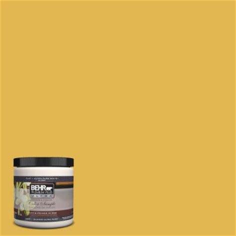 behr premium  ultra  oz   yellow gold interior