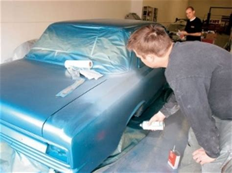 painting your car the thrifty way for only 75