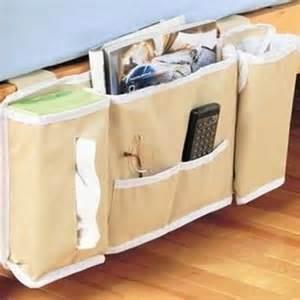 bedside storage caddy bedside pocket home interior hanging bed organizer bedside storage ebay