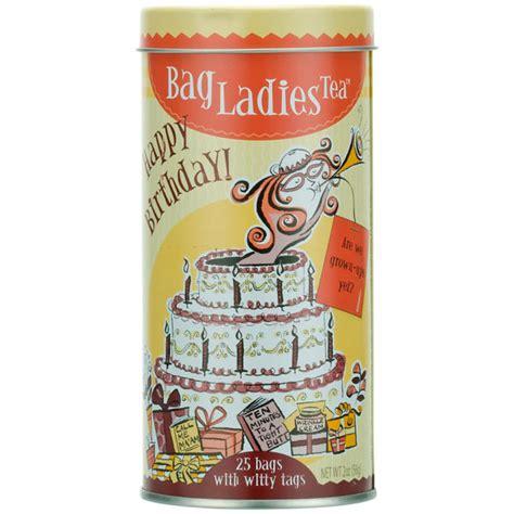 Happy Friday Tea Tins by Happy Birthday Tin Of Breakfast Tea