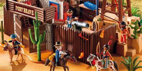 imagenes de fuertes de juguete oferta fuerte del oeste playmobil al mejor precio