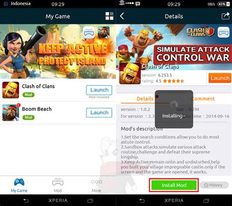 x mod game clash of clans ios cheat gold elixir clash of clans terbaru android dan ios