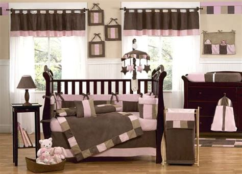 pink and brown baby bedding sweet jojo designs modern soho pink and brown baby girl