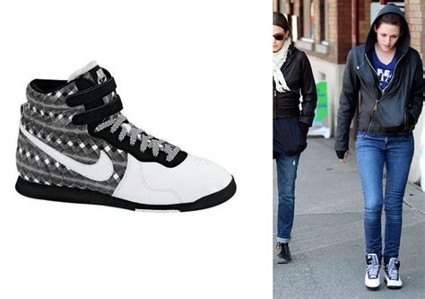 tops shoes and bags on pinterest 1173 pins nike aerofit womens high top kristen stewart shoes