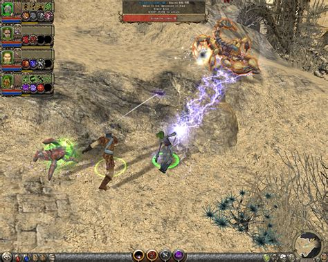 dungeon siege 2 retro review dungeon siege ii superior realities