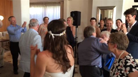 Wedding Uptown Funk by 90 Year Great To Uptown Funk At