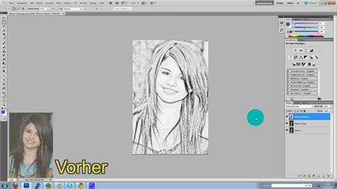 photoshop cs5 zeichnen tutorial photoshop cs5 tutorial deutsch bleistiftzeichnung youtube
