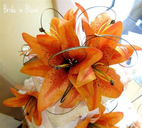 Best 25  Tiger lily wedding ideas on Pinterest   Us