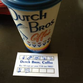 Where To Buy Dutch Bros Gift Card - dutch bros coffee coffee tea fresno ca reviews photos yelp