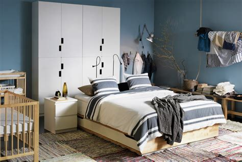 Katil Ikea rest easy in an eco friendly bedroom