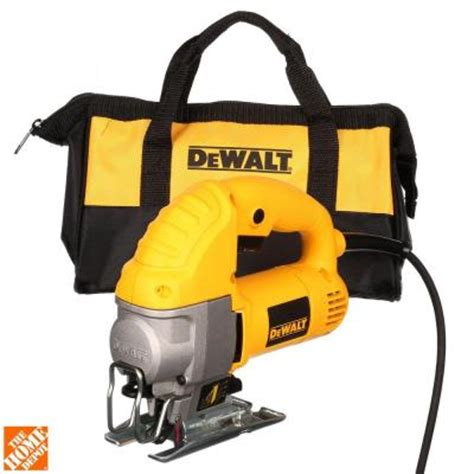 dewalt 5 5 jig saw kit dw317k the home depot