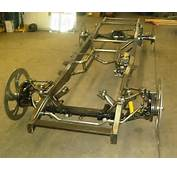Ohio Custom Hot Rod Car Frame &amp Chassis  Progressive Automotive