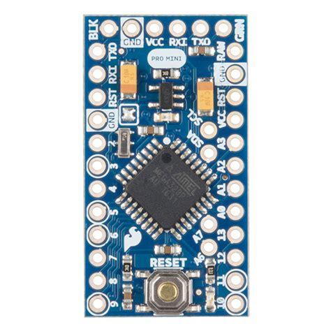 Arduino Pro Mini 3v 8mhz Arduino Pro Mini 328 3 3v 8mhz Dev 11114 Sparkfun