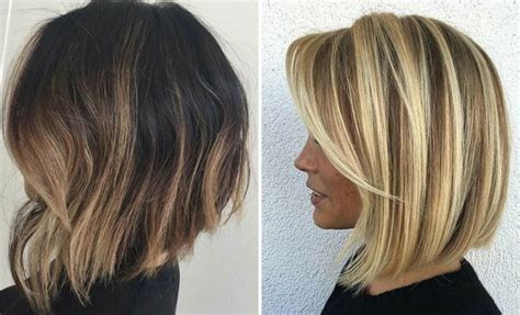 bob  lob haircuts  summer  stayglam