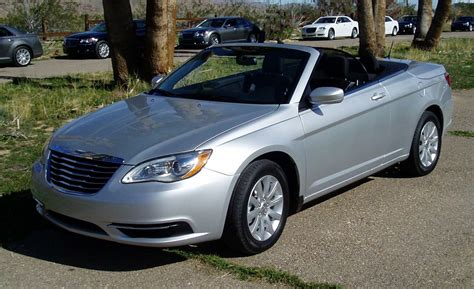 chrysler s 200 chrysler s 200 convertible redesigned and reengineered