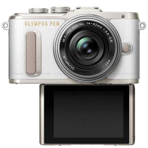 Kamera Mirrorles Olympus Pen Lite Epl3 olympus pen e pl8 mirrorless white