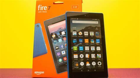 amazon fire 7 amazon fire 7 tablet gets slight specs bump keeps 50