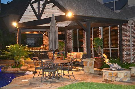 pit for covered porch 5906 bush trail katy tx 77494 0532
