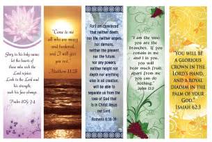 religious bookmark templates religious quotes free printable bookmark quotesgram