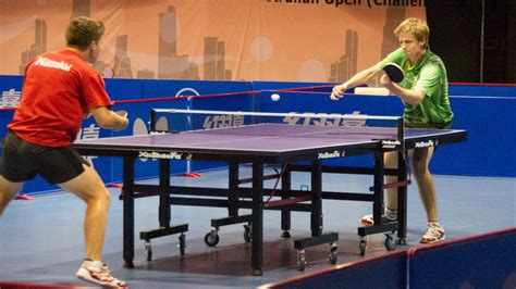 build table tennis legs 2016 olympic trials table tennis