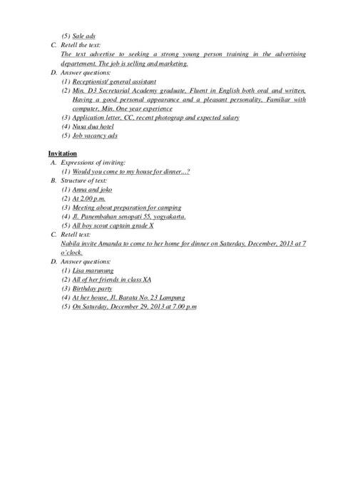 Application Letter Lesson application letter book best free home design