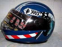 Helm Full Face Cutting Sticker by Helm Promosi Sticker Helm Promosi Decal Sticker Helmet