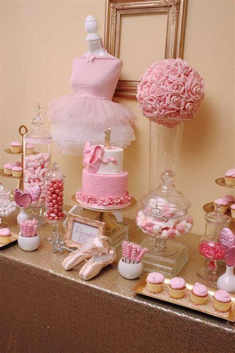 ballerina birthday party ideas birthdays ballerina
