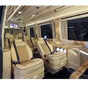 V Class Luxury Van  KLASSEN&174 LUXURY VIP VANS CARS