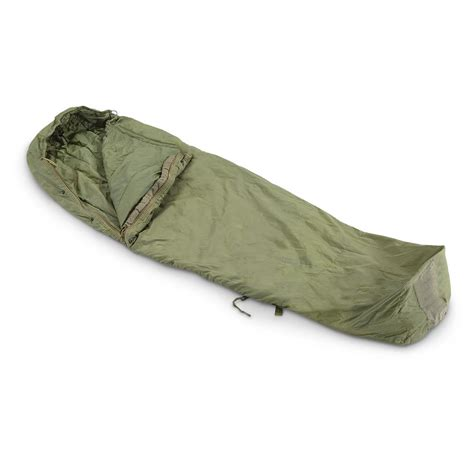 Army Surplus Sleeping Mat by Used U S Surplus 5 Pc Ecw Sleep System With Mat