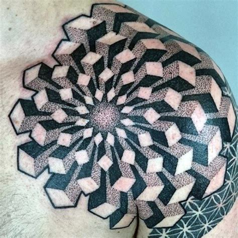 100 dotwork tattoo designs for men intricate pattern ink