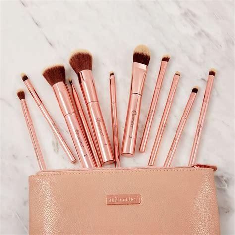 Diskon Bh Cosmetics Pretty In Pink 10 Brush Set brand focus bh cosmetics by lipari