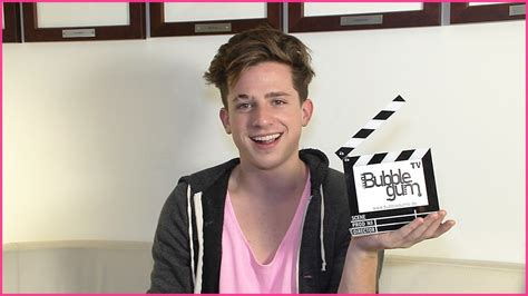 charlie puth interview charlie puth interview bei bubble gum tv youtube