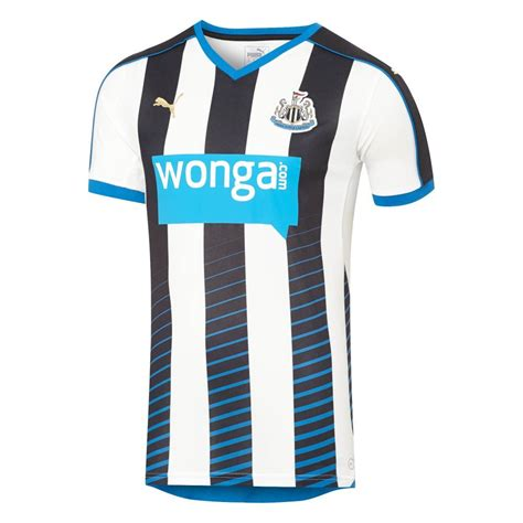Obral Jersey Newcastle Home newcastle 15 16 home jersey