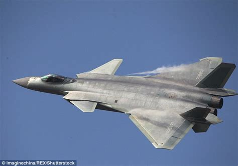 Chinese J-20 stealth jet based on US military plans ... J 20