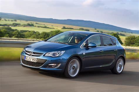 Opel Astra 1 6 by El Opel Astra 1 6 Cdti El Que Menos Consume Listo Para