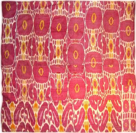 uzbek ikat 19th antique uzbek ikat pinterest 304 best images about antique uzbek ikat on pinterest