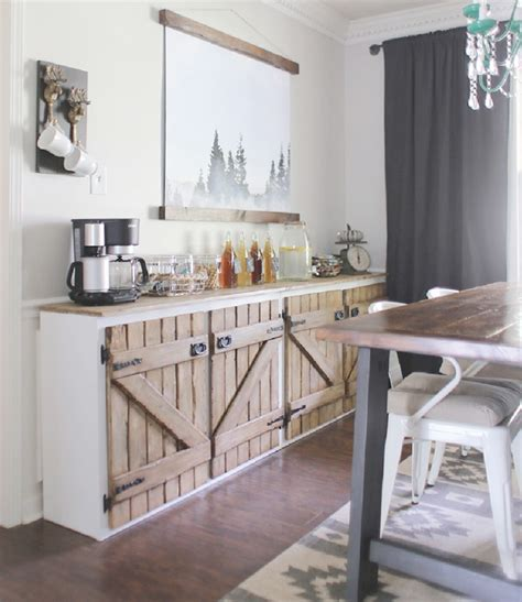 Beautiful And Clever Uses For Barn Doors In Your Home