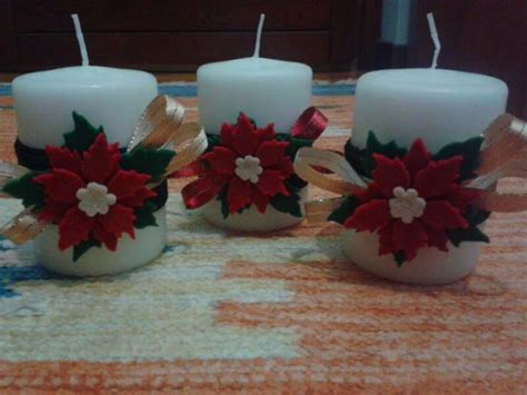 candele decorate oltre 25 fantastiche idee su candele decorate su