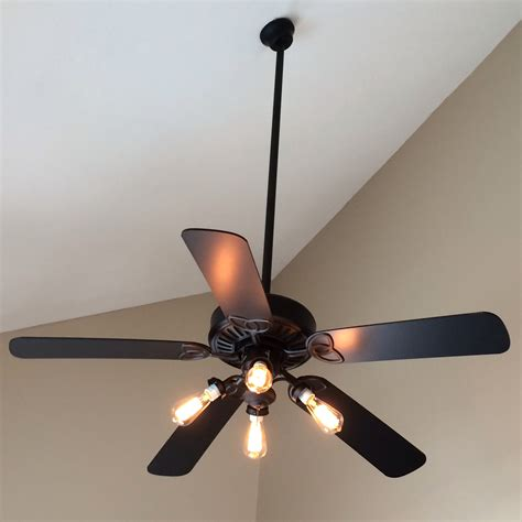 daylight bulbs for ceiling fans ceiling fan with edison bulbs hum home review