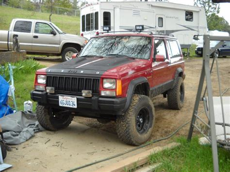 spray paint xj the spray rattle can paint xj army post up jeep